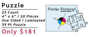 Online Puzzle Printing Services