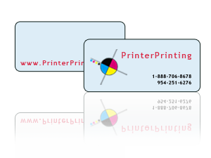 Business Card Printing In Miami Miami Business Cards